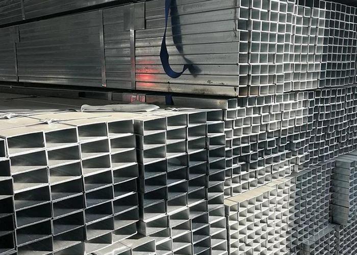 镀锌板钢管