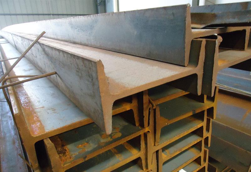 将福州H型钢边缘加工滑腻可防止拉伸开裂!