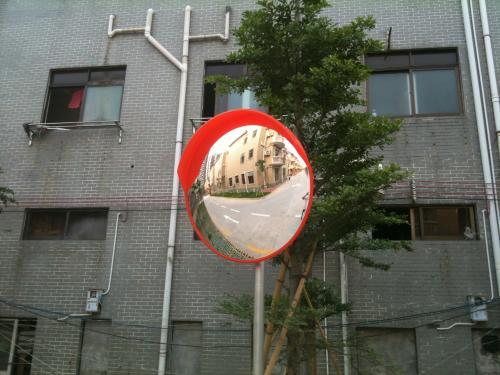 福州道路室外广角镜