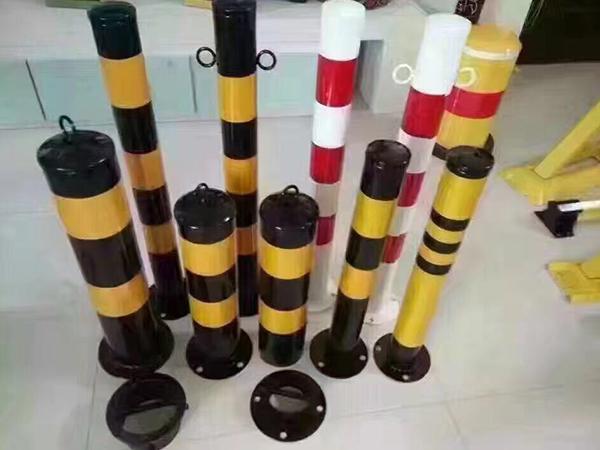 福建防撞铁立柱