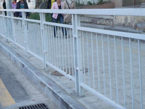 围墙不锈钢护栏