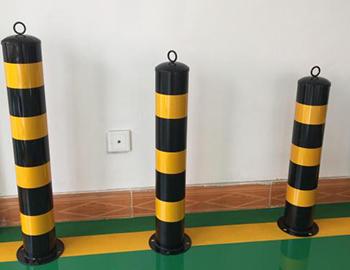 福州路桩铁立柱
