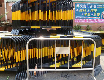 福州防撞铁马护栏