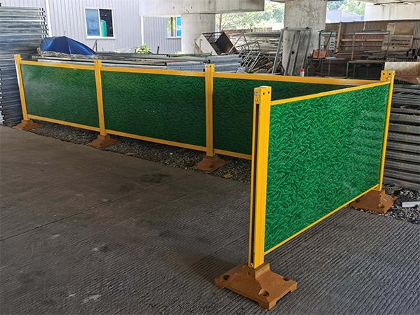 不锈钢木复合板护栏
