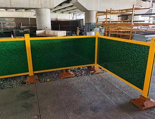 福建钢木护栏