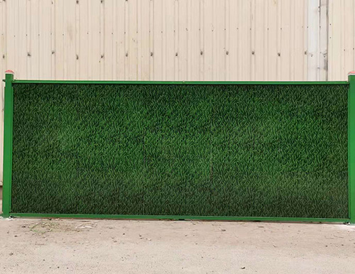 福建钢背木护栏