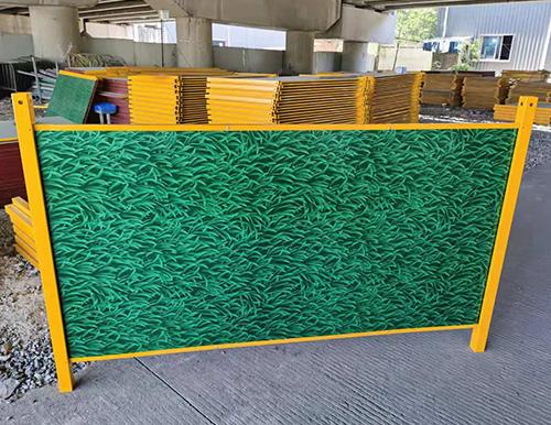 漳州小草护栏