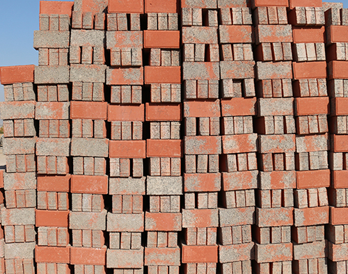 红色荷兰砖
