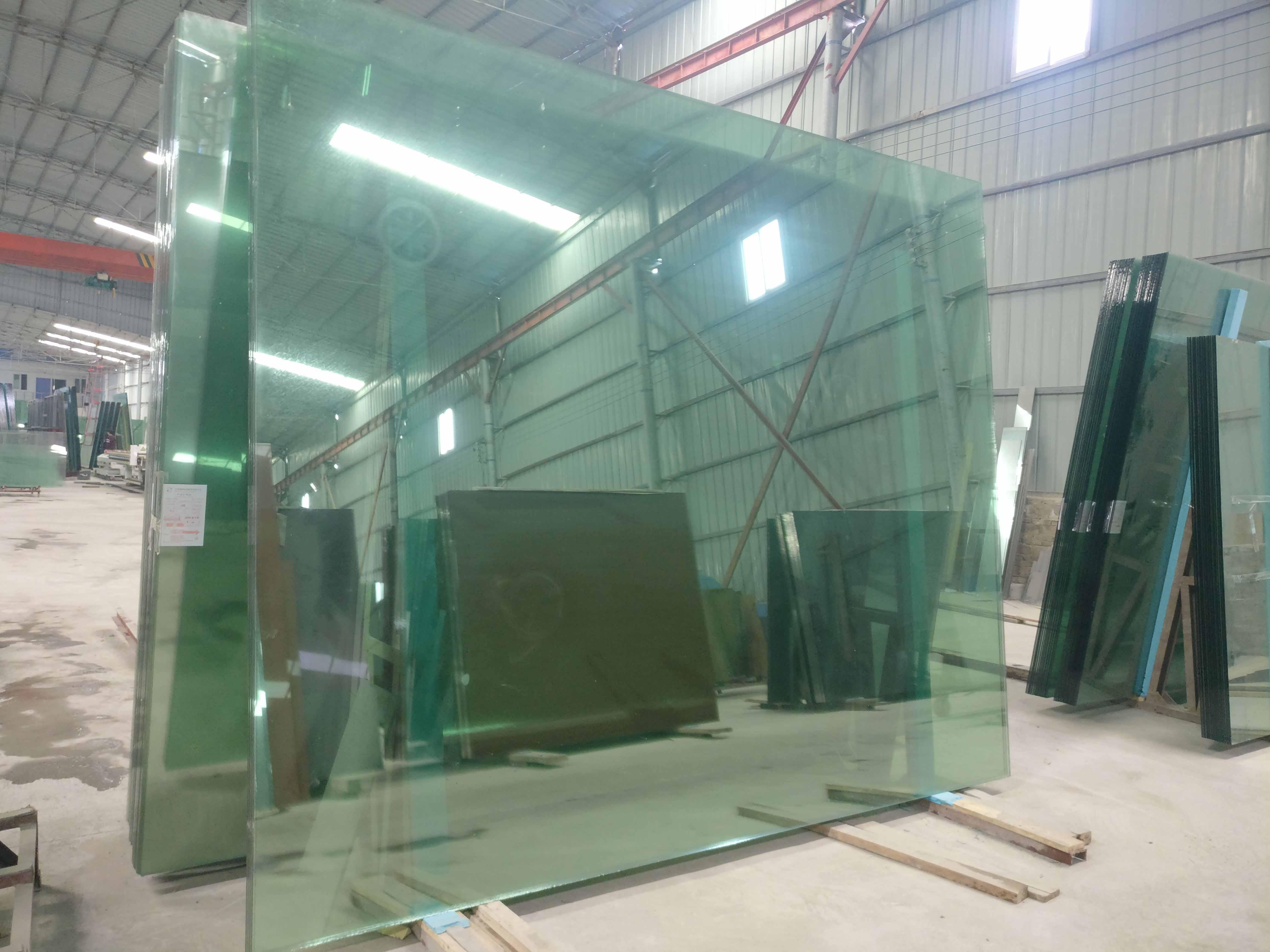 貴州鋼化玻璃加工