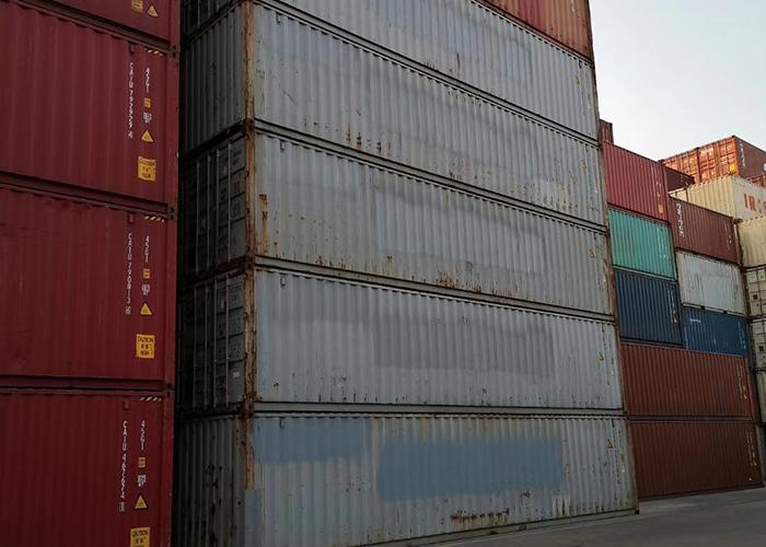 12米集装箱平柜
