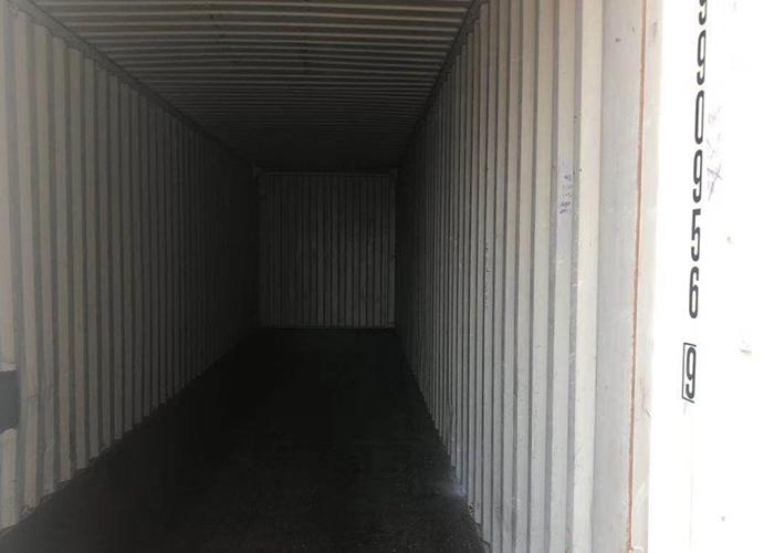 13.7米二手集装箱柜