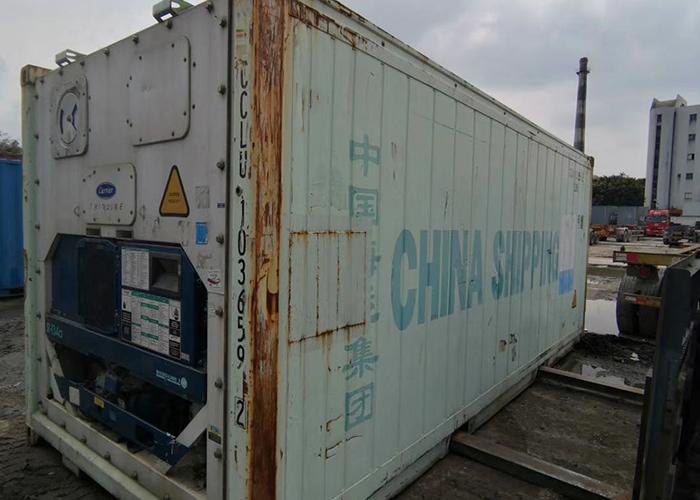 福州冷冻柜