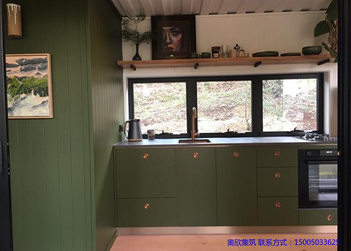 福州新型集装箱别墅