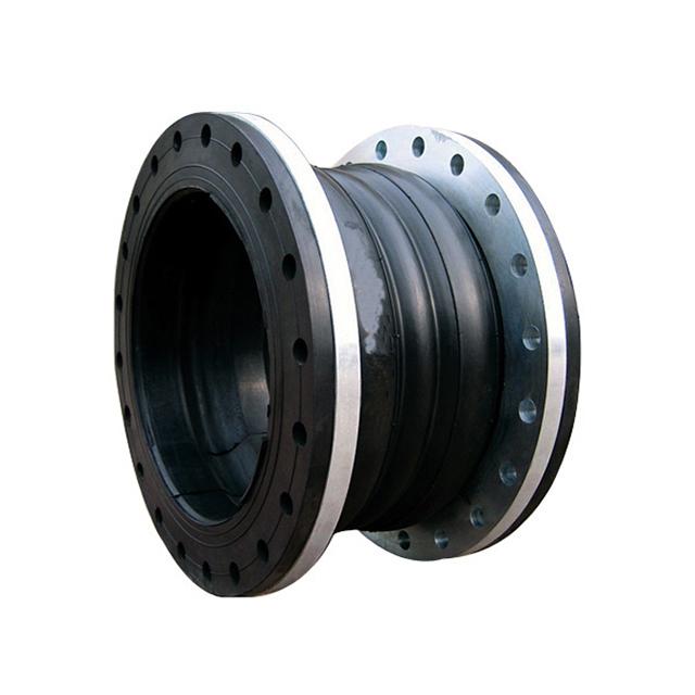 沈阳橡胶接头挠性管,可曲挠橡胶接头如何保温防潮