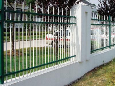 锌钢护栏(穿插护栏)