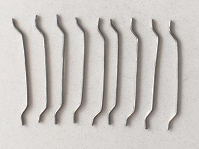 端勾型单丝钢纤维