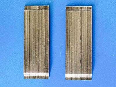 端勾型联排钢纤维