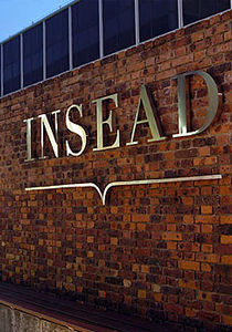 Insead France / Singapore