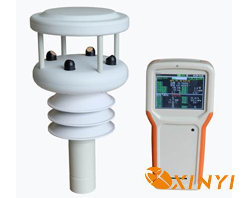 手持式小型自動氣象站