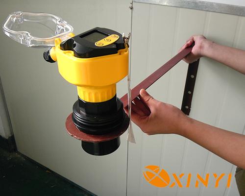 投入式超聲波液位計的工作原理與運用