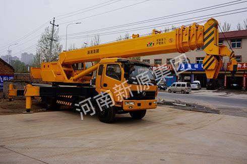 16噸吊車