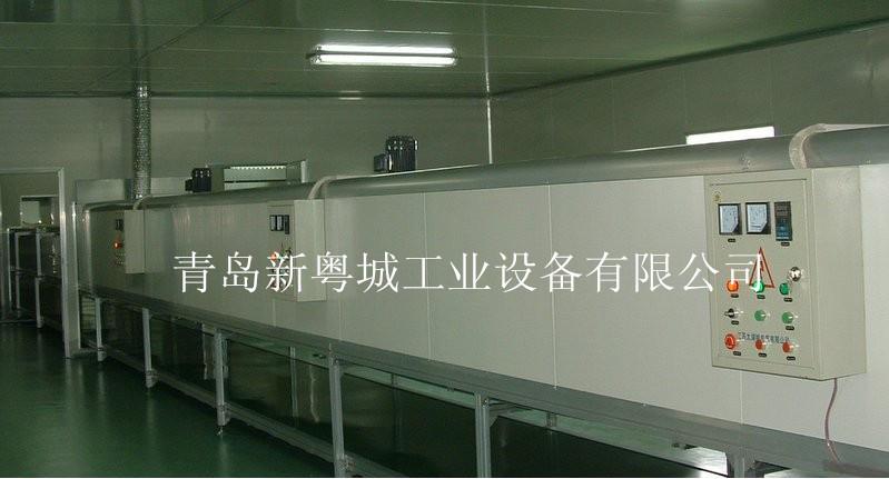 隧道炉的结构及其加热技术