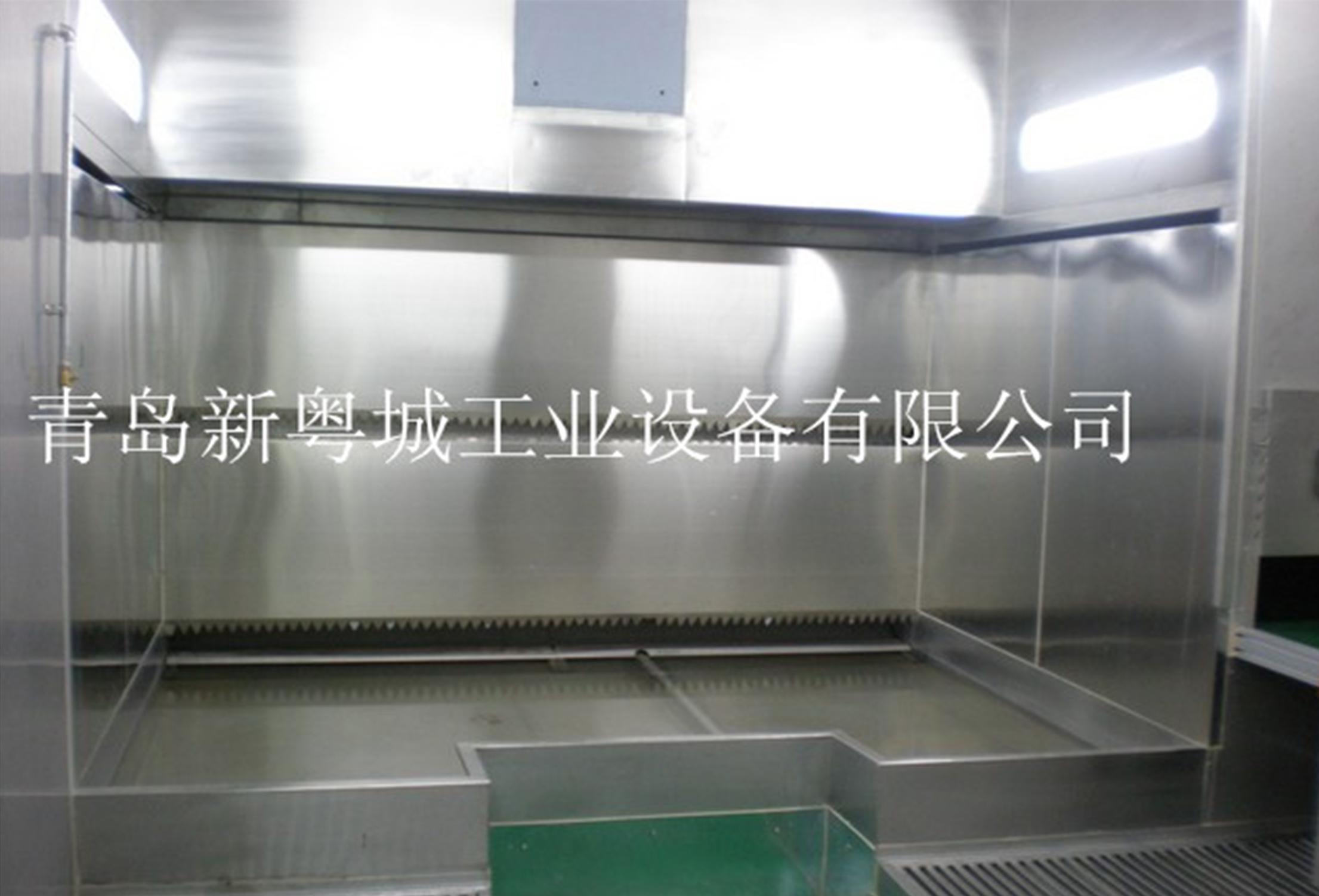 烤漆房水帘柜