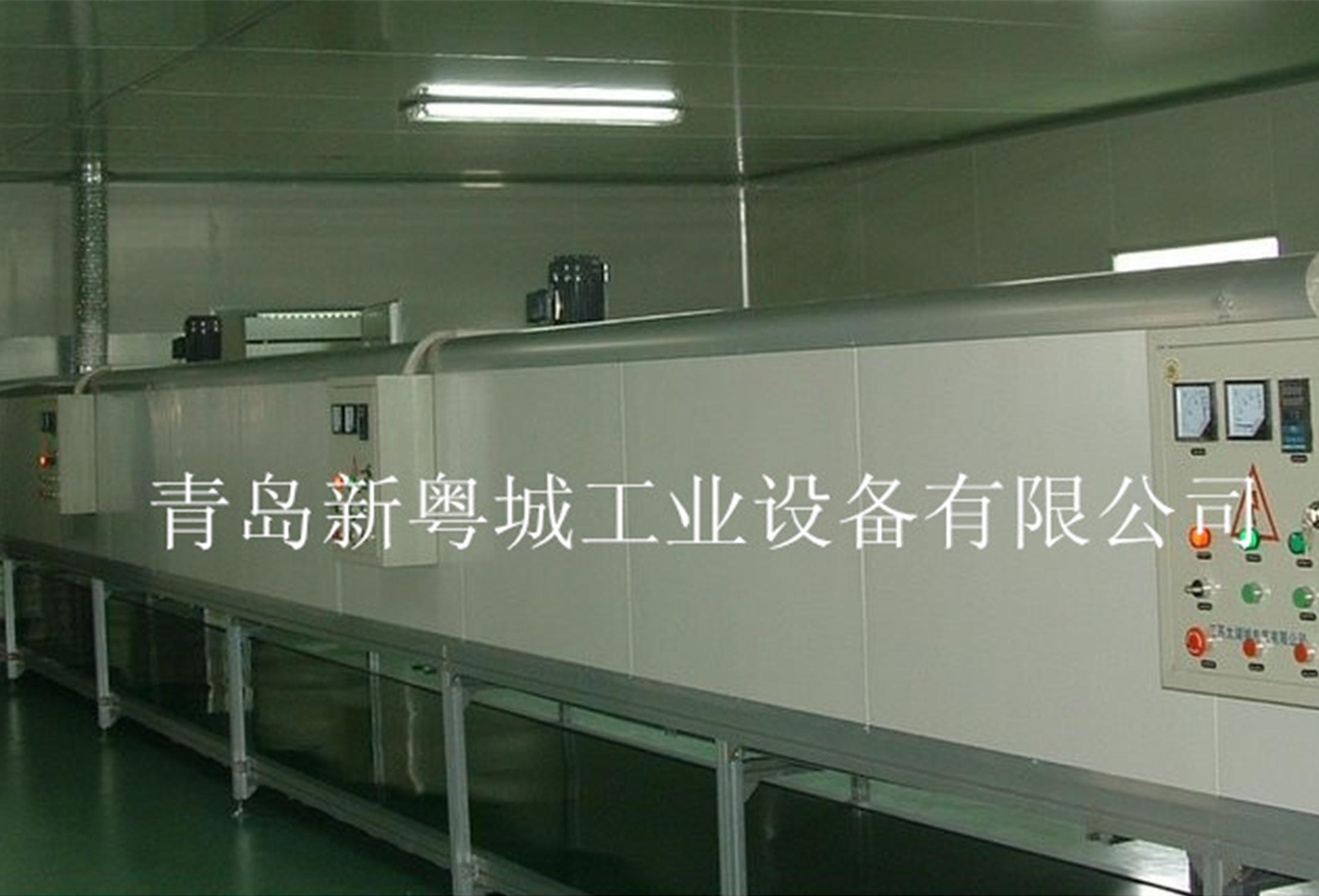 工业隧道炉