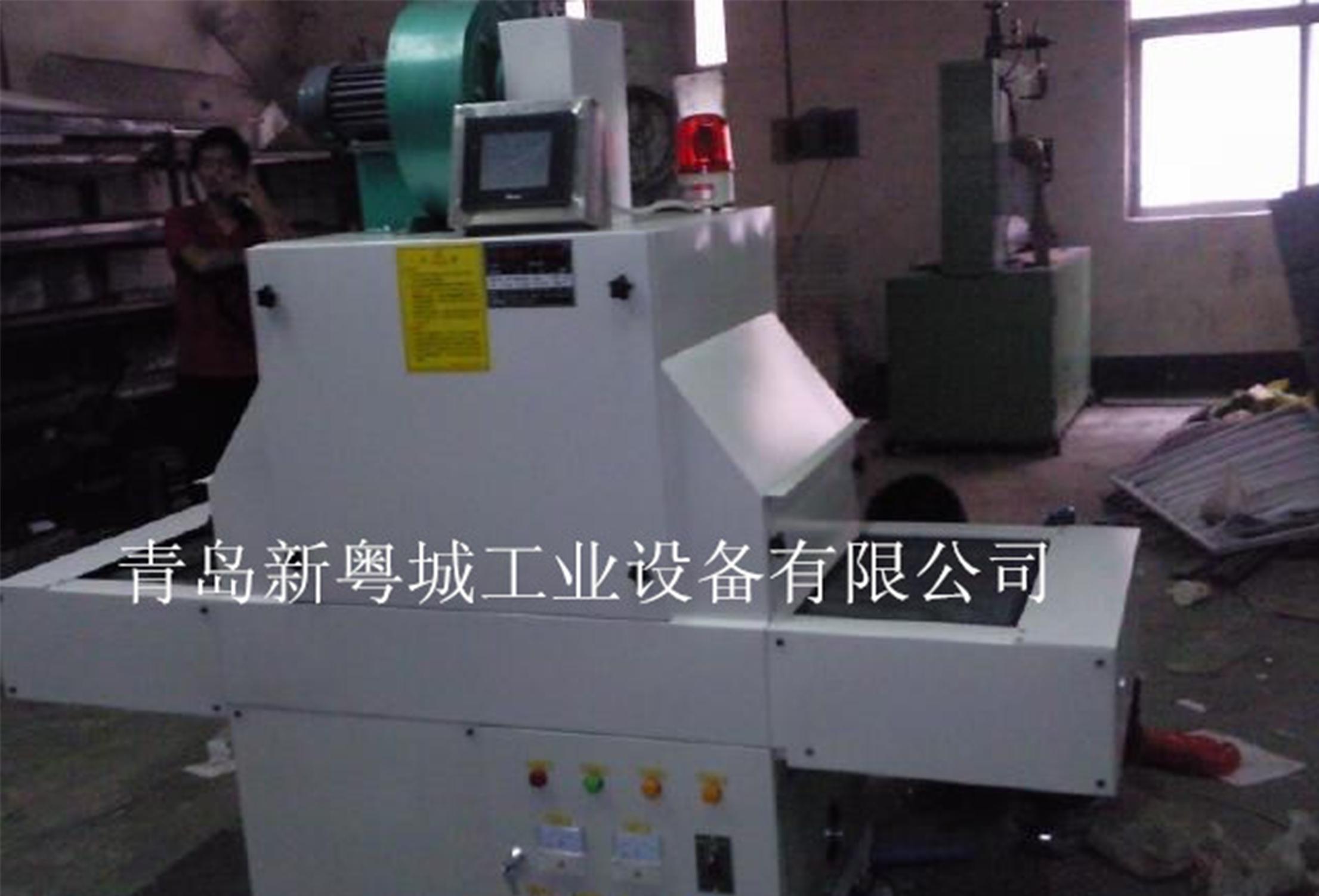 UV流平固化机