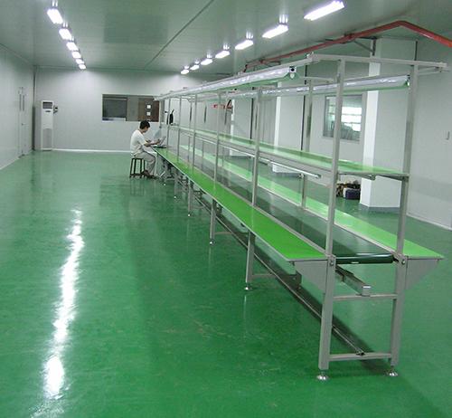 工厂流水线的分布条件
