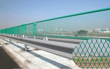 高速公路护栏网安装