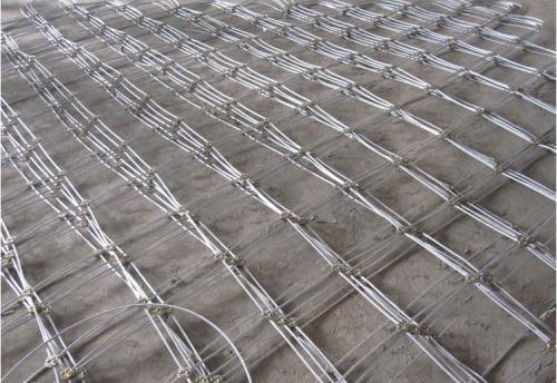 被动钢丝防护网