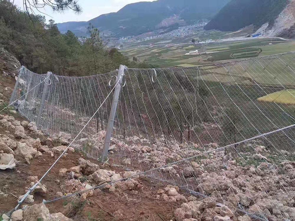 优质环形防护网