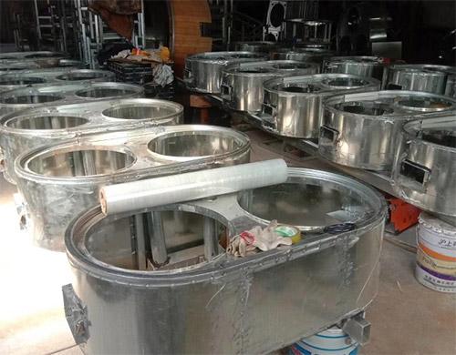 订购大锅台设备需要提前多久下单