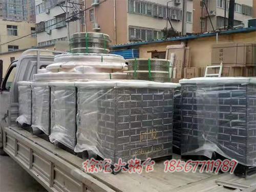 山西晋城客户一次性订购十台大锅台设备