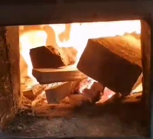 新式柴火灶