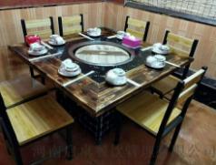 铁锅炖柴火灶安装下排烟道的利与弊
