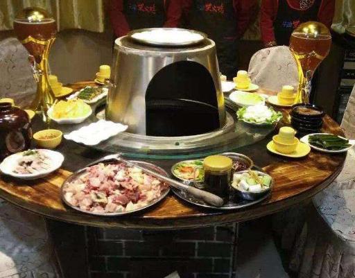 大锅台餐馆