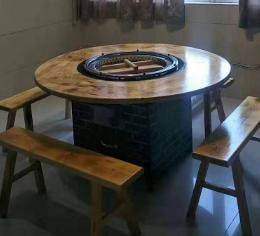 燃氣大鍋臺