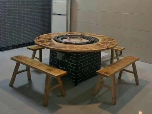 烧柴型灶台