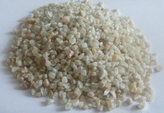 石英砂和钙砂有什么区别?