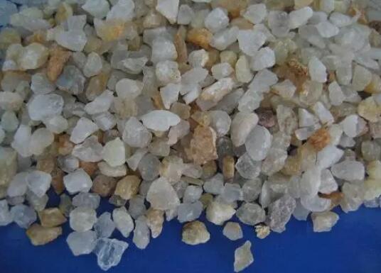 水洗烘干石英砂的堆積密度是多少?
