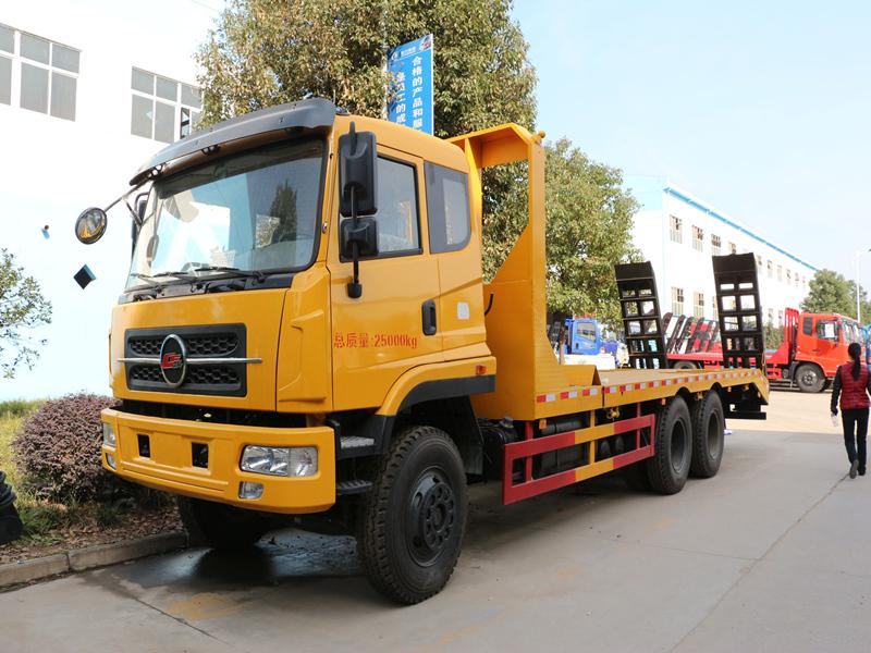 10吨-组合式平板运输车