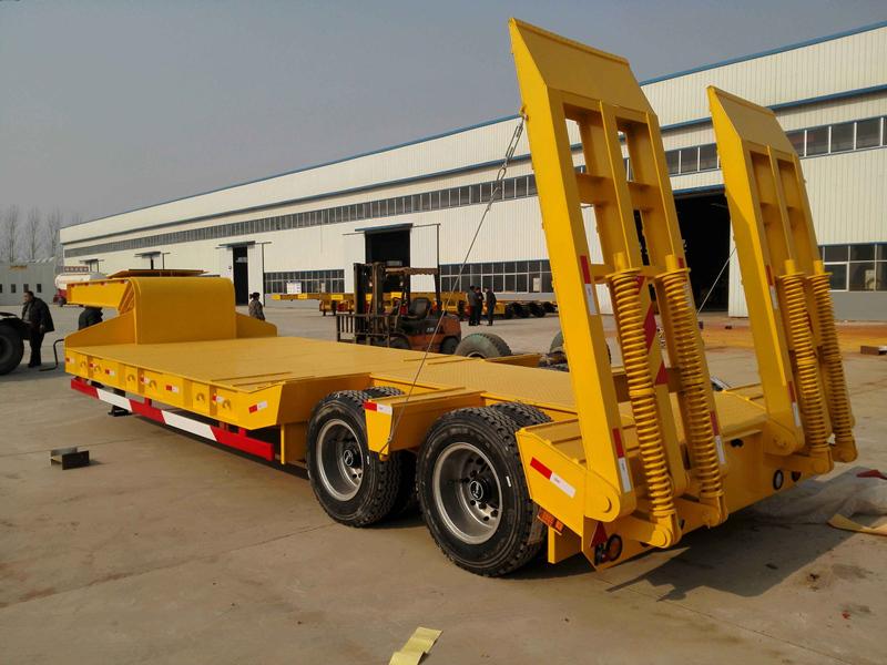 10-400吨组合式平板运输车出租