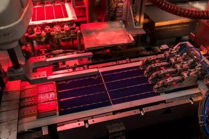 太陽能組件產品
