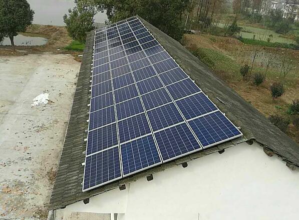 農村用電站
