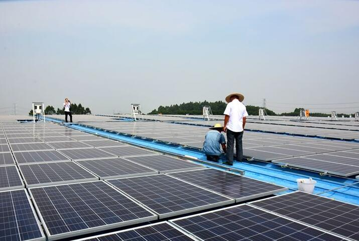 工商业太阳能光伏