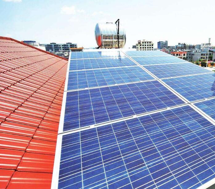 襄陽光伏發電系統