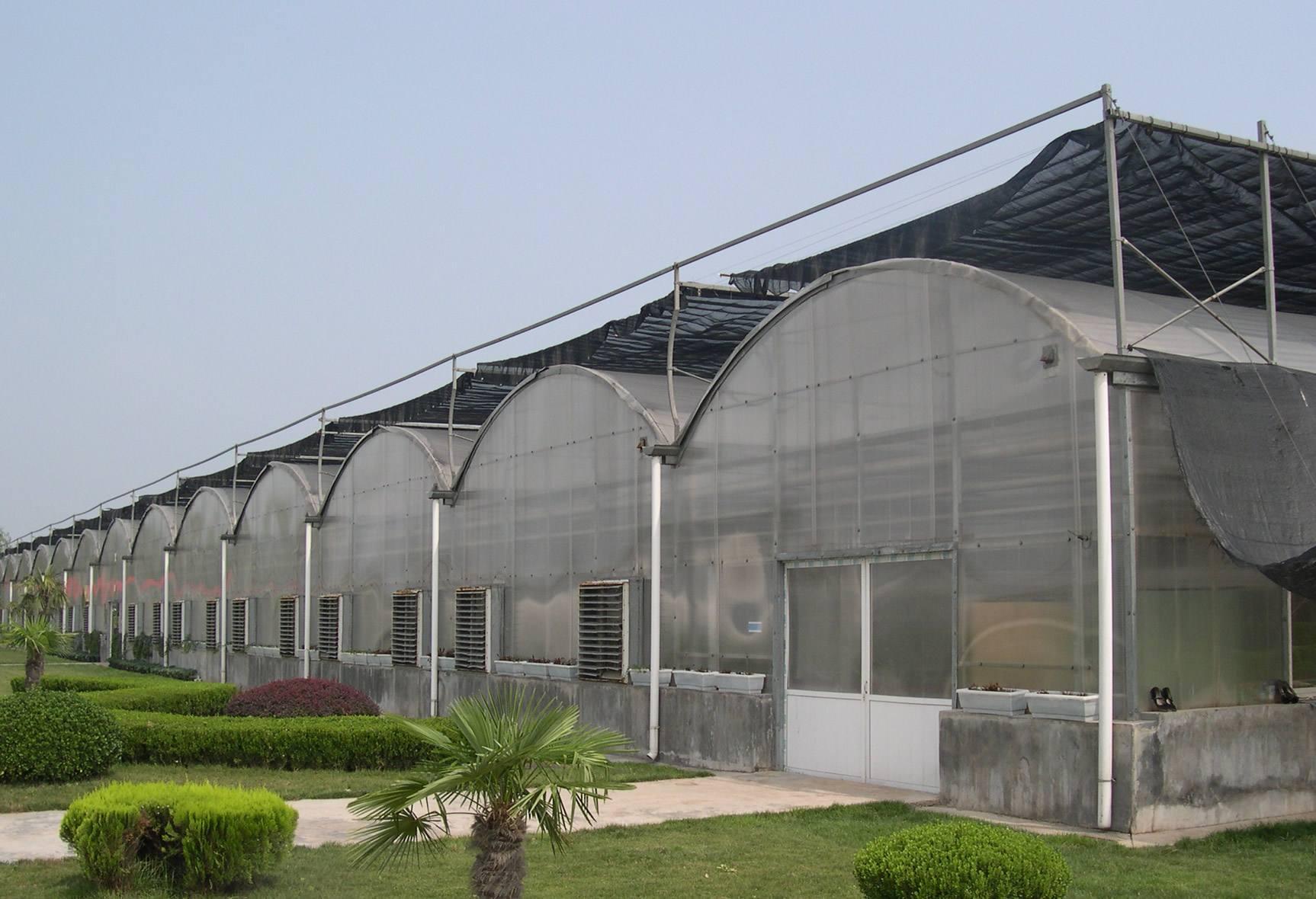 薄膜温室大棚设计
