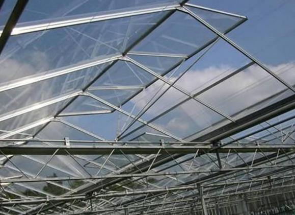 玻璃温室大棚工程案例02